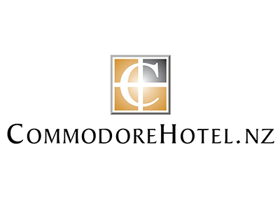 Commodore Hotel Logo